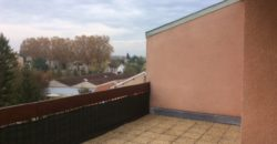 Appartement – Lumineux – Grande terrasse – Centre de Caussade – REF 1371