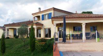Vente maison / villa – 200 m² – Terrain de 8 200 m² – Est Caussade – REF 1393