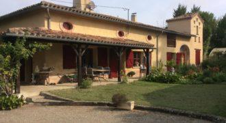Fermette – corps de ferme – 205 m² – Dépendances – Bergerie – Caussade – REF 1353