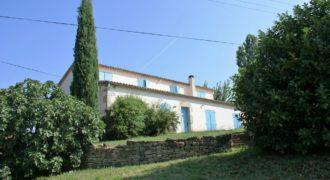 Maison de style provençal sur terrain de 7300 m² environ – Caussade – REF 1341
