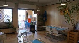 Fonds de Pizzeria – terrasse, équipée aux normes – Cahors – ref 1301