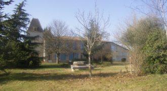 Propriété agricole – 120ha, lacs d'irrigation, deux maisons – Montauban – ref 324