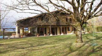 Grande maison de campagne – Sur 3500 m²- Avec piscine – Proche de Lauzerte – REF 0997