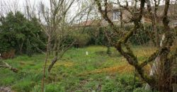 Terrain – Centre village de Septfonds – 600 m²- REF 1012