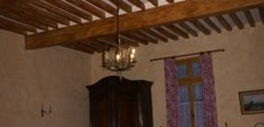 Bien de prestige – Maison de maître – Parc/ écurie/ pigeonnier – Possibilité de 2 ha en plus – 38 km Est de Toulouse – REF 1057