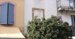 Immeuble – Elevé sur trois niveaux avec un local commercial – Centre ville – REF 1136