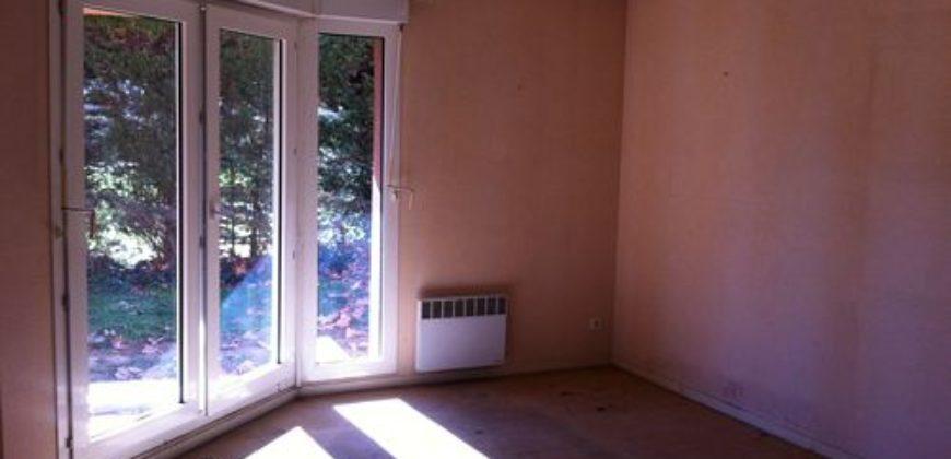Appartement T3 – Rez de chaussée – Résidence sécurisée – Jardin – Toulouse St Cyprien – REF 1145