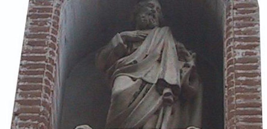 Bien de prestige – Ancien couvent avec sa chapelle – 1 ha – 15 km Ouest Montauban – REF 1184
