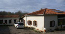 Fermette rénovée – Mirabel – 4 ha – Dépendance isolée – REF 1231
