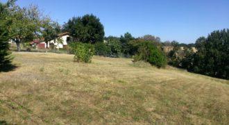 Terrain – A 10 km de Montauban – Est rocade – 1690 m² – REF 1258