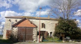 Grande bâtisse de 214 m² – A rénover – St Amans du Pech – REF 1420