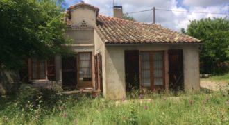 VENDU | Maison en pierre,beau parc arboré – Septfonds – REF1446