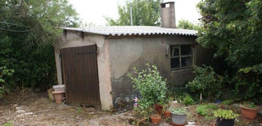 Fermette – 2km Caussade – Maison et Grange – 4ha – REF 1081b + 1082b