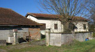 Fermette – 2km Caussade – Maison et Grange – 4ha – REF 1239