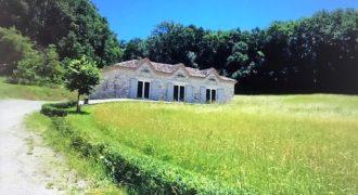 Quercy Blanc- Belle maison en pierre – REF 1455