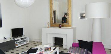 Montauban-Maison bourgeoise centre ville-rénovée avec goût-jardin garage-ref 897