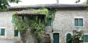 Verfeil en Tarn et Garonne-Maison bourgeoise à rénover centre village-jardin garage-ref 1479