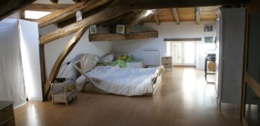 Maison de village-en exclusivité-a Puylaroque- rénovée-1472