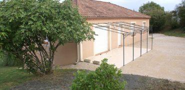 Exclusivité-Maison récente-Caussade 1 km-sur sous-sol total-gd terrain-réf 1476