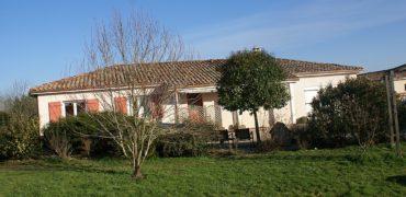 Maison récente de type 5_Bioule-plain pied-terain 2000 m²- REF 1469