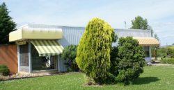 Locaux commerciaux-vente ou location-appartement de fonction-parking-bord de route-ref1517