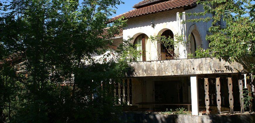 Maison de campagne-10 km Nord Caussade-beaucoup de charme-piscine couverte_ref 1518
