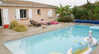 Montauban-Montbeton  maison récente PP avec piscine et double garage-ref-1522