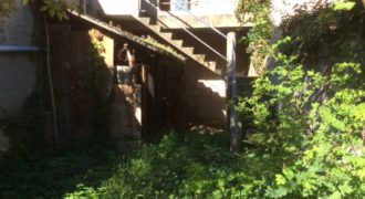 Maison de village à restaurer, avec jardin à 10mn de CAUSSADE REF: 1531 EN EXCLUSIVITÉ
