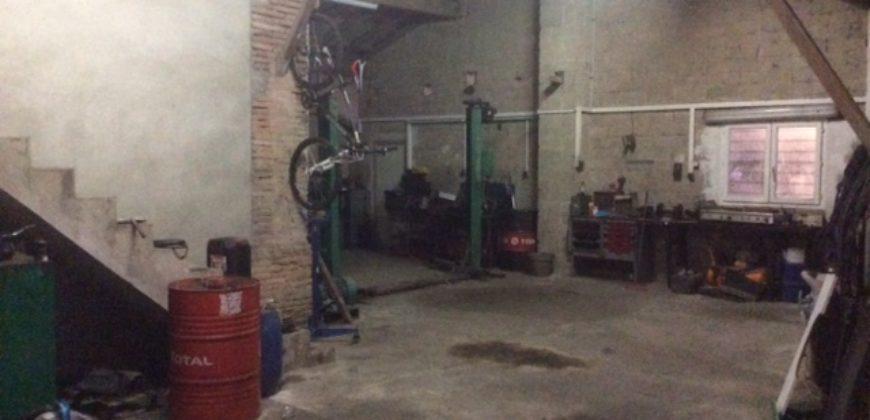 Très belle maison style fermette très grand garage sur 2100 m2 de jardin, Montauban REF: 1546