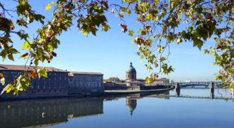 Hotel bureau- grand Toulouse- rénové de moins de 20 chambres- belle vue et emplacement-ref 1547