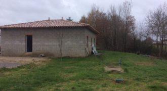 Maison neuve à finir, hors d'eau hors d'air sur jardin , EN EXCLUSIVITÉ  SEPTFONDS REF: 1553
