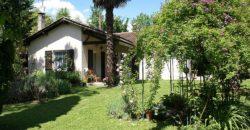 Caussade-maison de ville en exclusivité-de plain-pied-rénovée -jardin garage- Bien rare en centre ville  Ref  1580