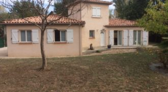 Superbe villa 4 Chambres sur un jardin, double garage REF: 1591