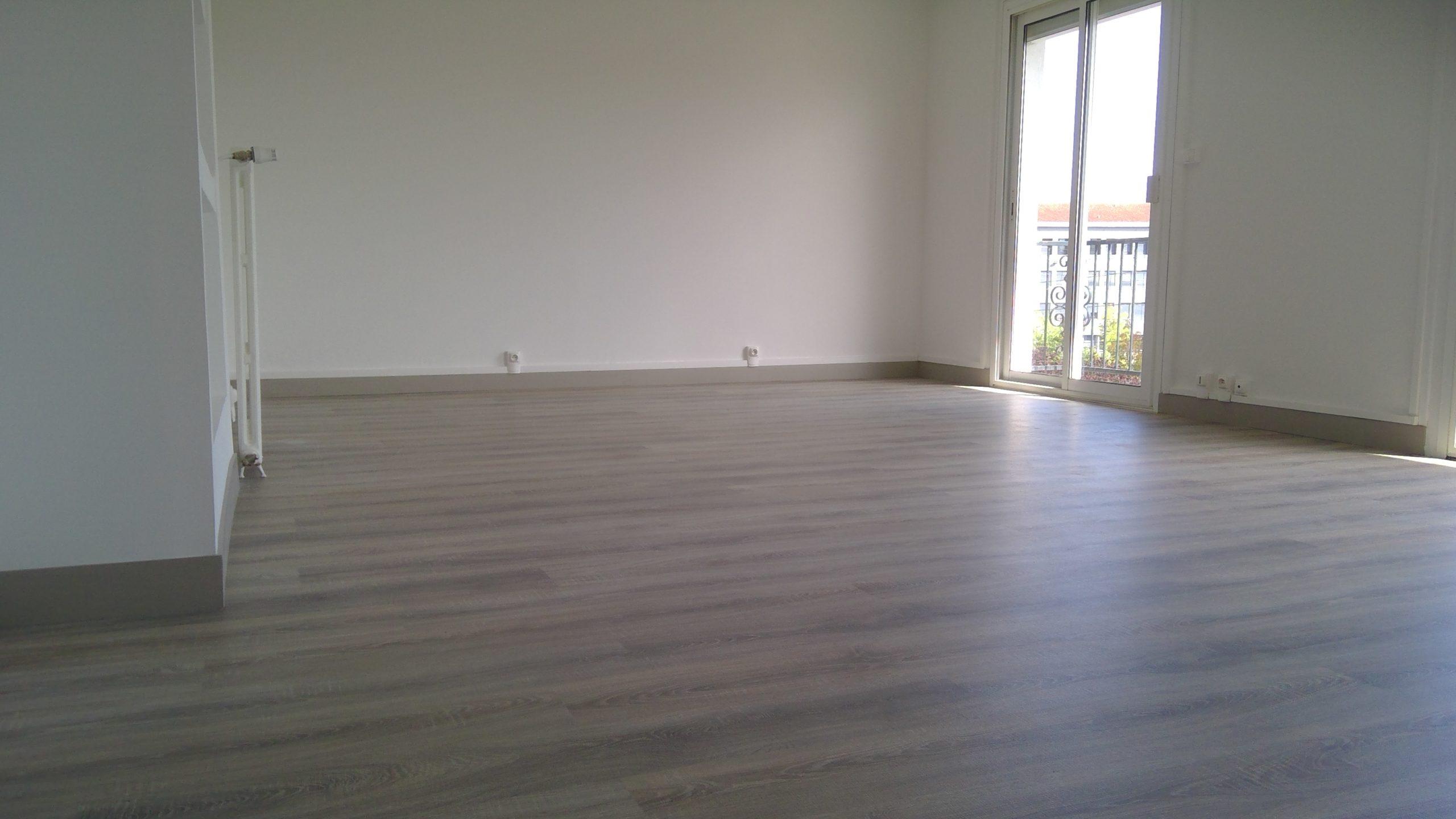 Quartier Lalande – Appartement T4 – 83m2 entièrement rénové.  REF: 1584