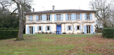 Exclusivité-Montauban 4 km du centre ville- maison de Maître-dépendance-piscine-garage- 2 ha- ref 1562