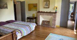 Montauban 4 km du centre ville- maison de Maître-dépendance-piscine-garage- 2 ha- ref 1562