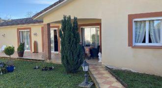 Caussade centre- maison récente de plain pied- T4 garage jardin-parfait état-ref 1603