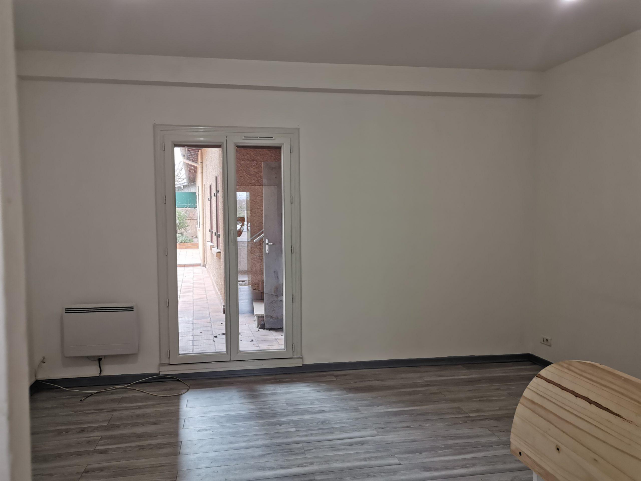 Appartement T2 38m2 au centre de Montauban REF: 1617