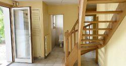 CAUSSADE -5 km Maison habitable de 150 m² sur un terrain de presque 4000 m²  T5  clôturé- ref 1640