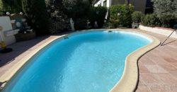 Castelsarrasin- proche de la ville- maison rénovée- en parfait état sans travaux-T3 indépendant- piscine et hangar- REF  1634