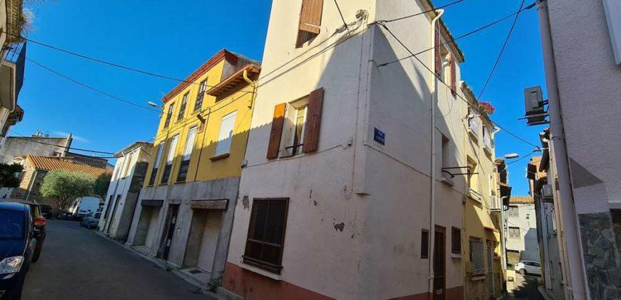 Exclusivité : Maison de village- située à 10 minutes de Port Barcarès- REF 1644