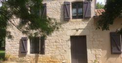 Belle quercynoise avec parc arboré et dépendances REF: 1650