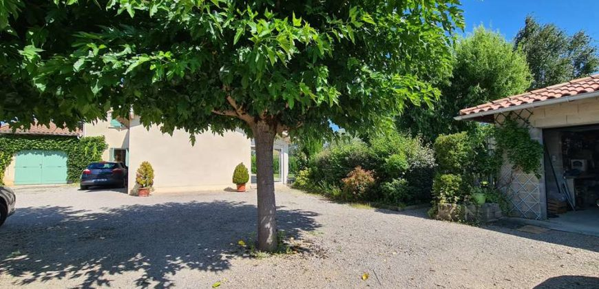 Maison située à 10 minutes de Montauban au calme sans vis à vis .